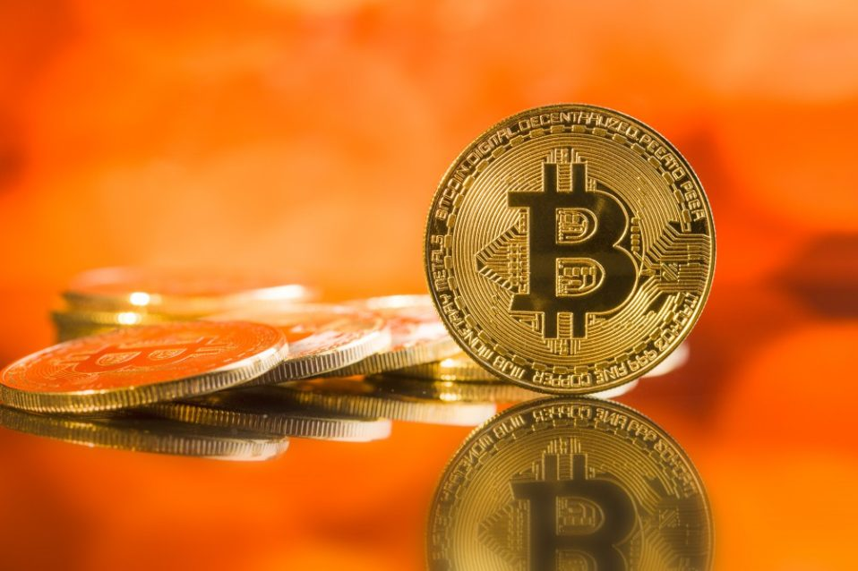 bitcoin, cryptocurrency coin